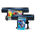 Eco-Solvent Printers and Printers/Cutters